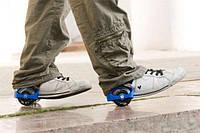 Безразмерные ролики на обувь Flashing Rollers (Флэш-роллеры), ролики на пятку, фото 1