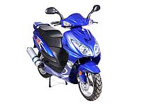 YIBEN скутер YB50QT-15D  49 см3, фото 1