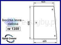 Стекло CASE MX 100 110 120 135 150 170 80C 90C 100C CX 50 60 70 80 90 100 боковое левое