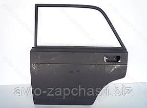 Дверь задняя ВАЗ 2105, 2107 левая (черная) (пр-во АвтоВАЗ) (21050-6200015)