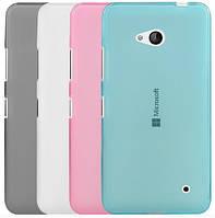 Силиконовый чехол для Microsoft Lumia 640