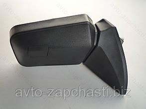 Зеркало боковое ВАЗ 2108, 2109, 21099 плоское правое (пр-во ДААЗ) (21080-820105000)