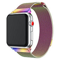 Ремешок STR Milanese Loop Band for Apple Watch 38/40 mm - Colorful