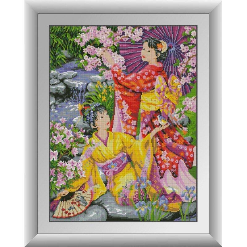 31021 Японки Набір алмазної живопису