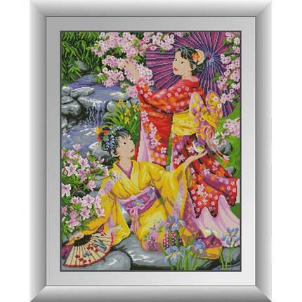 31021 Японки Набір алмазної живопису, фото 2