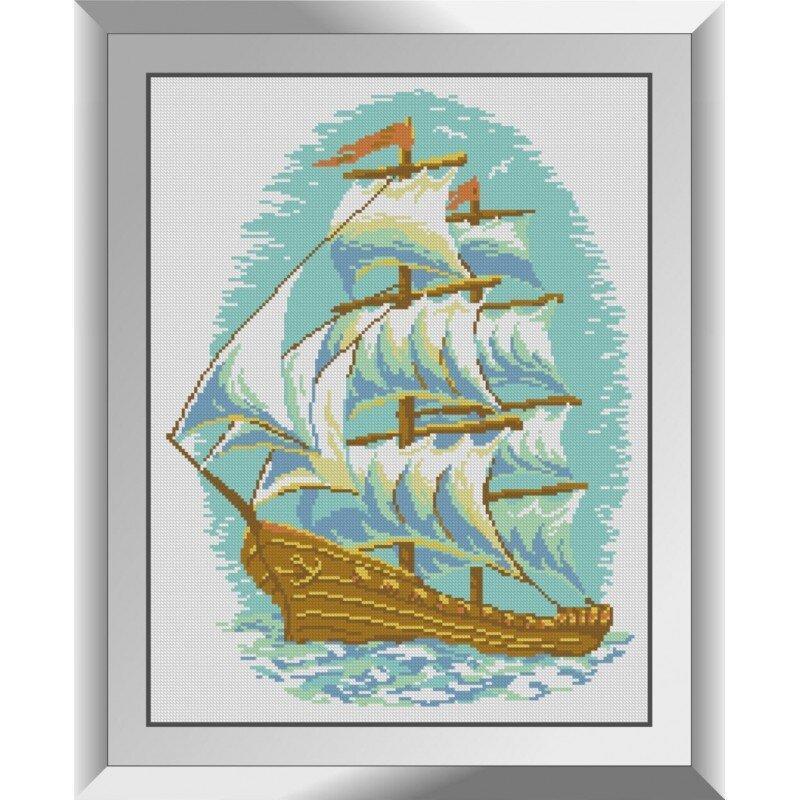 31071 Морское путешествие Набор алмазной живописи