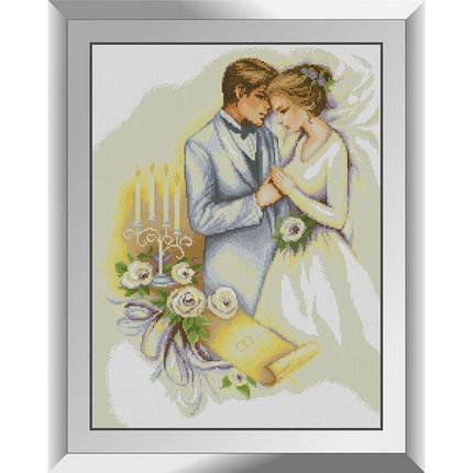 31189 День свадьбы Набор алмазной живописи, фото 2