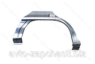 Рем заднего крыла OPEL ASTRA F (92-98 г.) COMBI правого (пр-во Polcar) (550784-7) Опель  Астра F 91-98