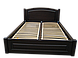 Кровать односпальная  София массив (90*200), фото 3