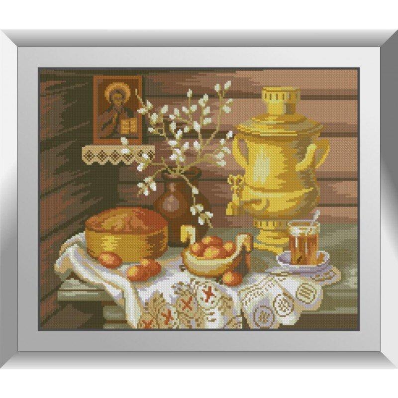 31471 Пасхальный натюрморт Набор алмазной живописи
