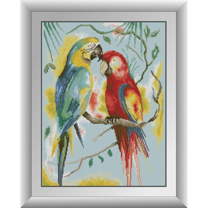 30976 Папуги Ара Набір алмазної живопису