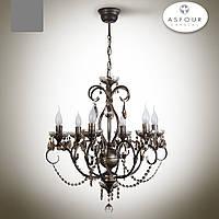 Люстра 6-ти ламповая в классическом стиле 13206