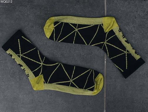 Носки Staff black & yellow, фото 2