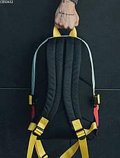 Рюкзак 23L + поясная сумка Staff red & mint, фото 2