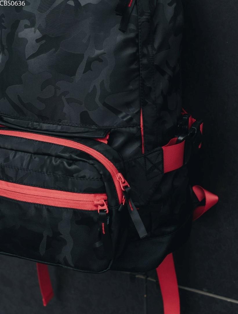 Рюкзак 23L + поясная сумка Staff black camo