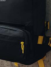 Рюкзак 23L + поясная сумка Staff black reflective, фото 2