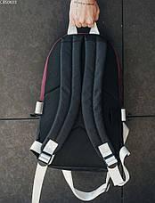 Рюкзак 23L + поясная сумка Staff bordo & black, фото 2