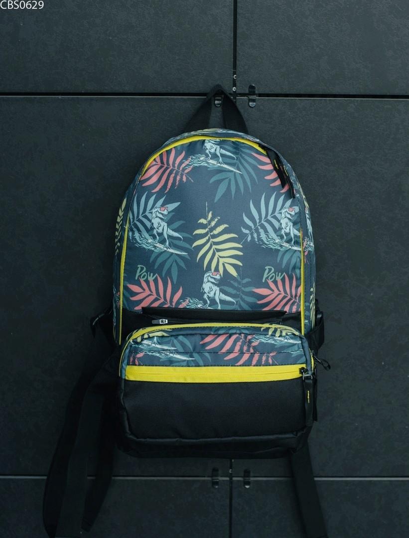 Рюкзак 23L + поясная сумка Staff dino