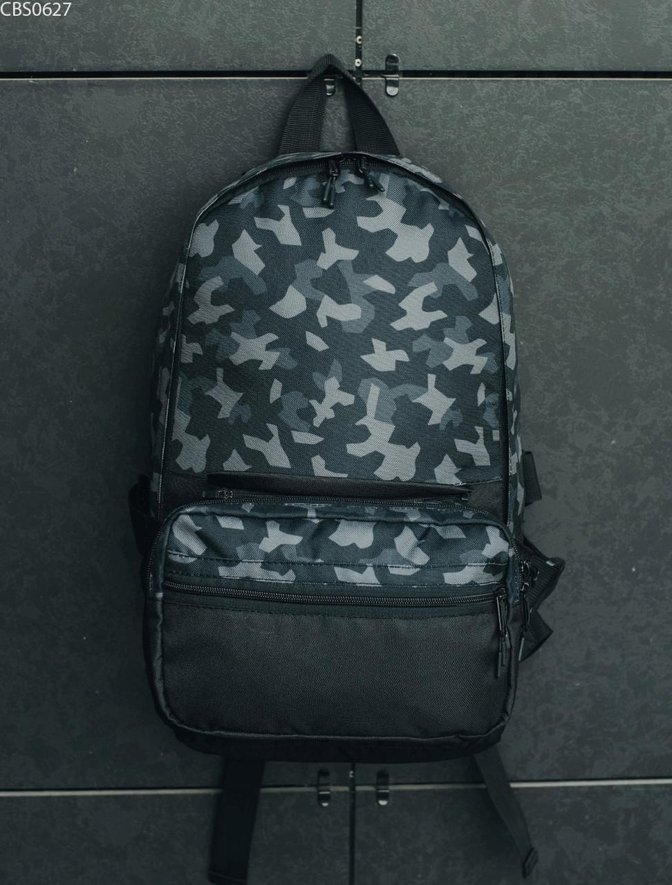 Рюкзак 23L + поясная сумка Staff dark camo