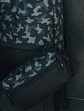Рюкзак 23L + поясная сумка Staff dark camo, фото 2