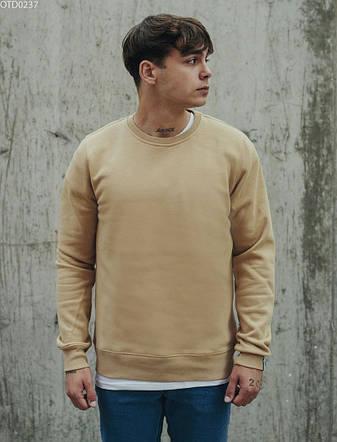 Свитшот Staff basic beige fleece, фото 2
