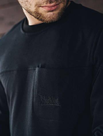 Свитшот BlackLine pocket, фото 2