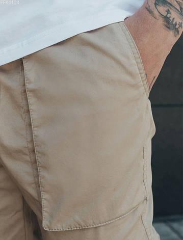 Штаны Staff beige Cargo 3A, фото 2