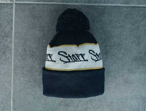 Шапка Staff navy2 logo, фото 2