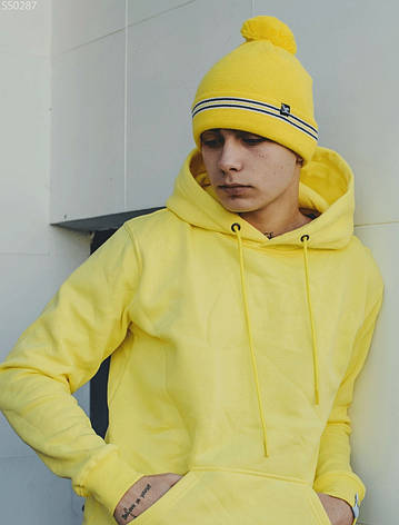 Шапка Staff yellow, фото 2