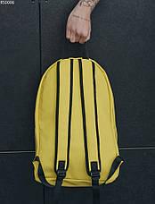 Рюкзак Staff 20L yellow & black, фото 2