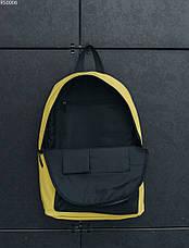 Рюкзак Staff 20L yellow & black, фото 3