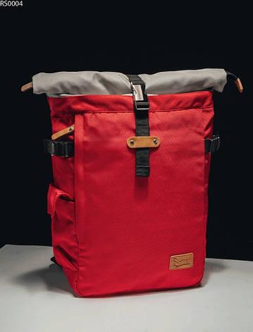 Рюкзак Staff red & gray, фото 2