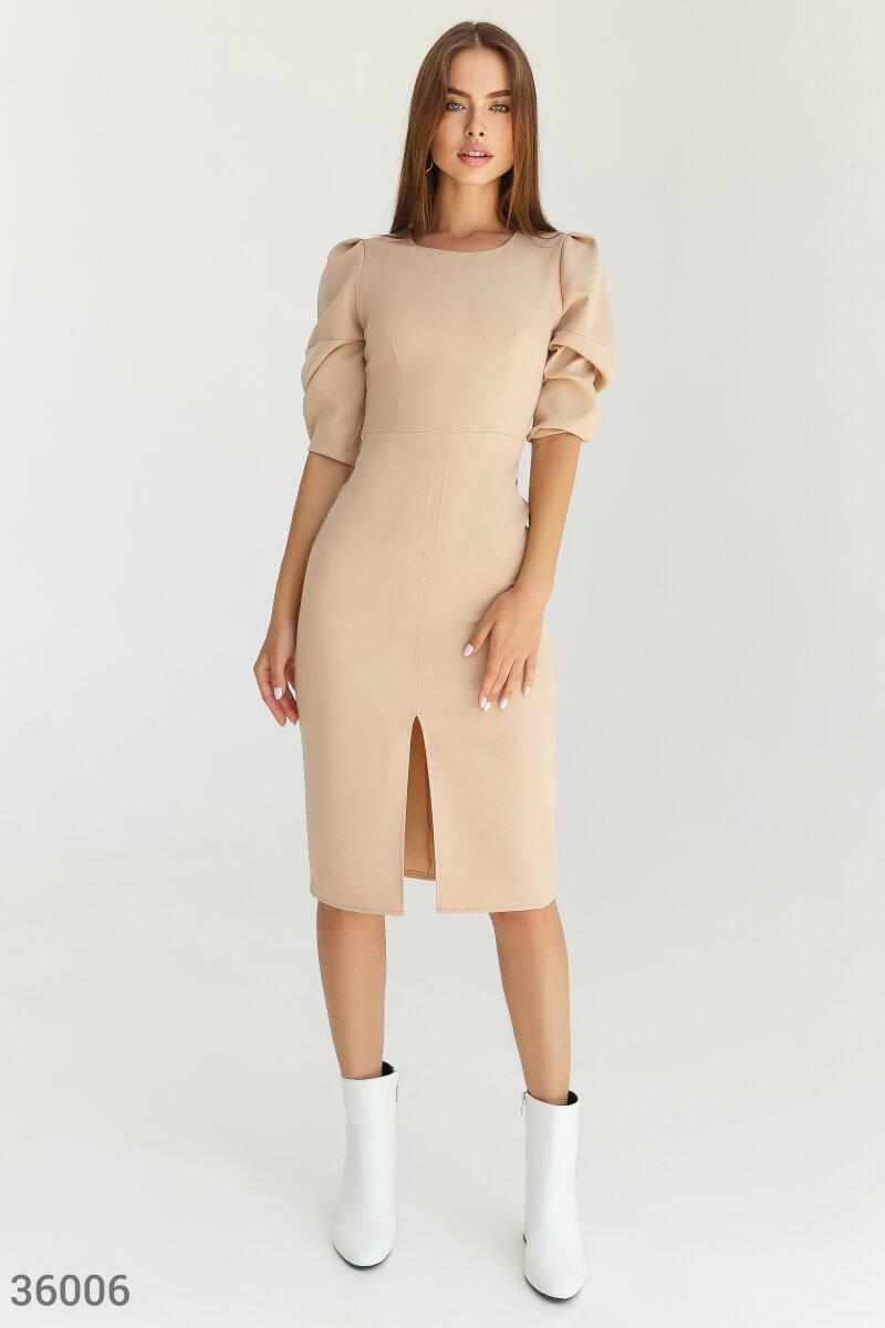 Лаконичное Платье женское-футляр