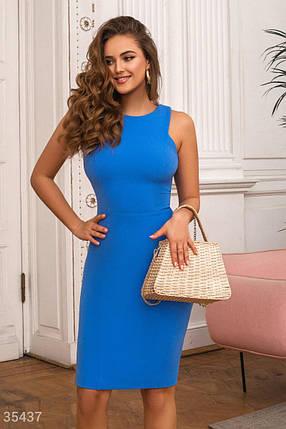 Облегающее летнее Платье женское, фото 2