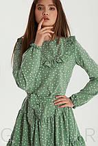 Платье женское мятного оттенка, фото 3