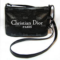 """Сумочка """"Мini"""" - №240 """"Christian Dior"""" черная"""