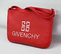 "Сумочка ""Мini"" - №242 ""Givenchy "" красная, фото 1"