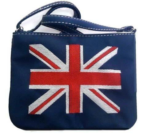 "СУМОЧКА ""МINI"" - №205 ""Британский флаг"""