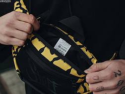 Поясная сумка Staff sabo yellow camo, фото 3
