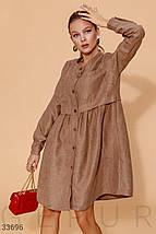 Платье женское в стиле oversize, фото 2