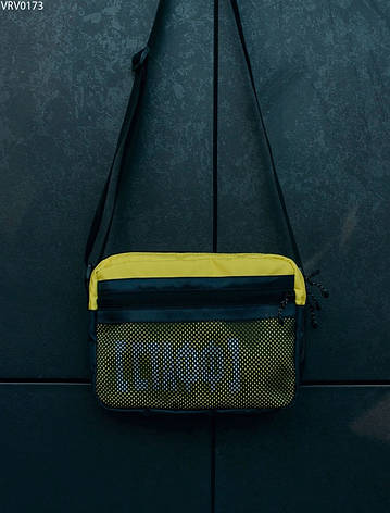 Сумка через плечо Staff logo yellow, фото 2