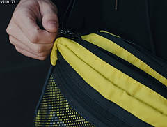 Сумка через плечо Staff logo yellow, фото 3