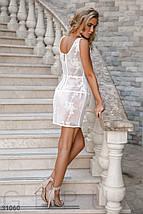 Платье женское с цветочным декором, фото 2