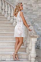 Платье женское с цветочным декором, фото 3