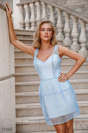 Платье женское оригинального кроя, фото 2