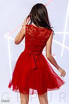 Короткое Платье женское с декором, фото 3