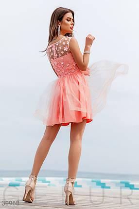 Пышное вечернее Платье женское, фото 2