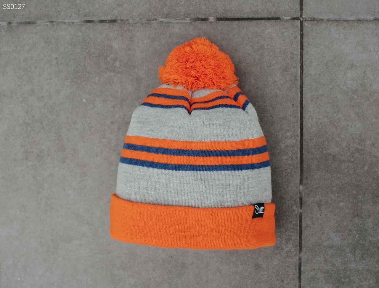 Зимняя шапка Staff SS0127