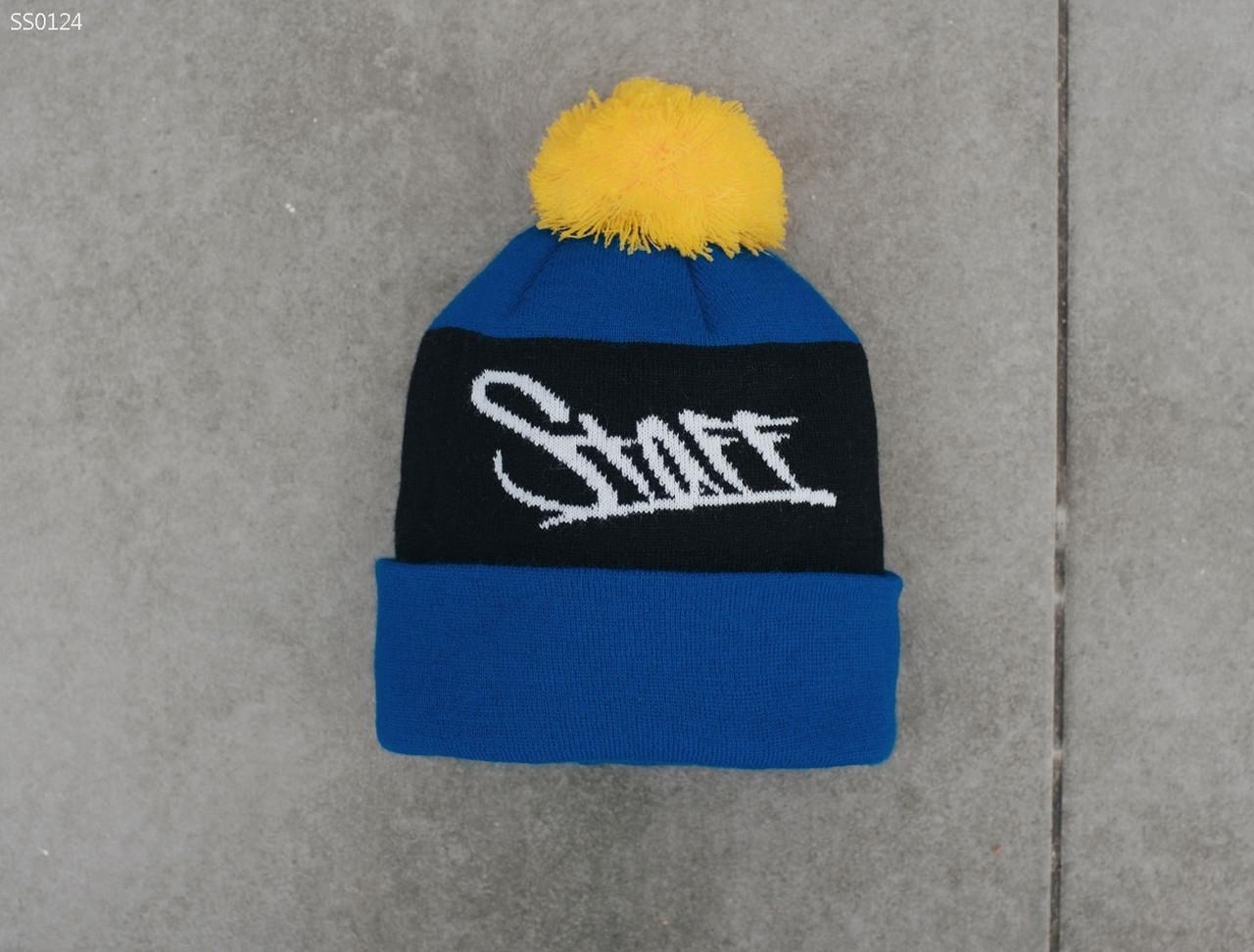 Зимняя шапка Staff SS0124