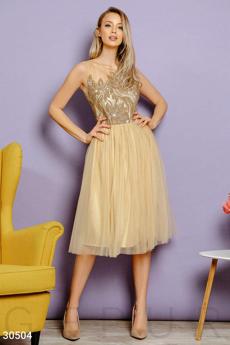 Вечернее Платье женское с пайеткой